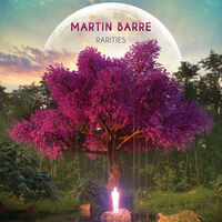 Martin Barre - Rarities (Crystal Clear Vinyl) [Clear Vinyl] [Limited Edition]