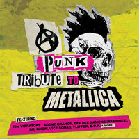Punk Tribute To Metallica / Various - Punk Tribute To Metallica / Various