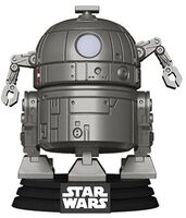 Funko Pop! Star Wars: - FUNKO POP! STAR WARS: Star Wars Concept- R2-D2