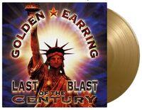 Golden Earring - Last Blast Of The Century [Limited 180-Gram Gold Colored Vinyl]