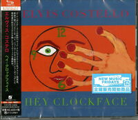 Elvis Costello - Hey Clockface (SHM-CD) (inc. Bonus Track)