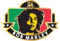 Bob Marley - Bob Marley Lion Enamel Button