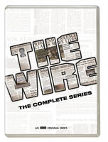 Richard Burton - The Wire: The Complete Series