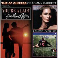 Tommy Garrett - You're A Lady & Our Love Affair