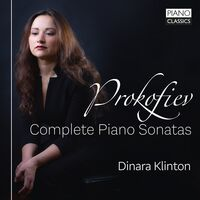 Dinara Klinton - Complete Piano Sonatas