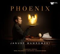 Janusz Wawrowski  / Royal Philharmonic Orchestra - Phoenix [Digipak]