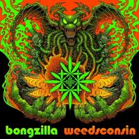 Bongzilla - Weedsconsin [Colored Vinyl] (Grn) (Red)