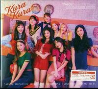 Twice - Kura Kura (Version A) (Jpn)