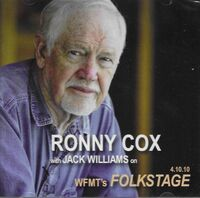 Cox, Ronny / Williams, Jack - Wfmt's Folkstage