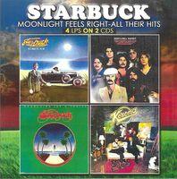 Starbuck - Moonlight Feels Right / All Their Hits (2pk)