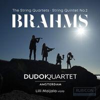 Dudok Quartet Amsterdam - Brahms: The String Quartets String Quintet No. 2