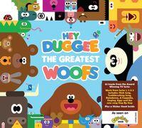 Hey Duggee - Greatest Woofs [Gatefold Digipak Includes Sticker Pack]