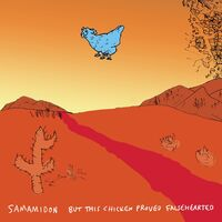 Samamidon - But This Chicken Proved Falsehearted [Translucent Blue Vinyl]