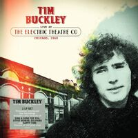 Tim Buckley - Live At The Electric Theater Co. Chicago, 1968 [Import LP]