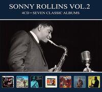 Sonny Rollins - Seven Classic Albums Vol 2 [Digipak] (Hol)