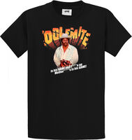 Rudy Ray Moore - Dolemite Is My Name! Black Unisex Short Sleeve T-shirt XL
