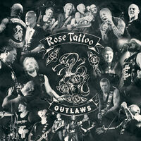 Rose Tattoo - Outlaws [Red/Silver 2LP]