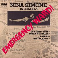 Nina Simone - Emergency Ward [Limited Red Colored Vinyl]