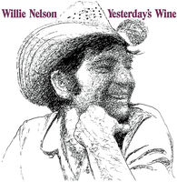 Willie Nelson - Yesterday's Wine (Mod)