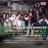 Claudi Arimany - Complete Flute Music 10