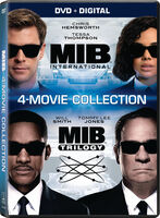 Men in Black / Men in Black 3 / Men in Black II - Men in Black: 4-Movie Collection