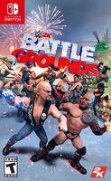 Swi WWE 2K Battlegrounds - WWE 2K Battlegrounds for Nintendo Switch
