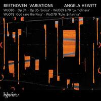 Angela Hewitt - Beethoven: Variations