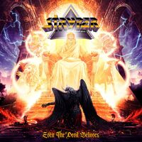 Stryper - Even The Devil Believes [LP]