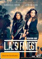 La's Finest: Season 1 - La's Finest: Season 1 (4pc) / (Aus Ntr0)