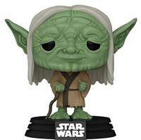 Funko Pop! Star Wars: - FUNKO POP! STAR WARS: Star Wars Concept- Yoda