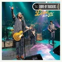 Drive-By Truckers - Live From Austin, TX [Indie Exclusive Limited Edition Blue Splatter 2LP]
