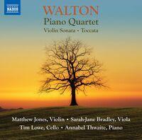 Matthew Jones - Piano Quartet