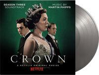 Martin Phipps  (Ltd) (Ogv) (Slv) (Iex) - Crown: Season 3 / O.S.T. [Limited Edition] [180 Gram] (Slv) [Indie Exclusive]