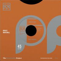 Bruce Marshall  / Thomas,Bill - Gimme My Wife / Ease My Mind Pt 1