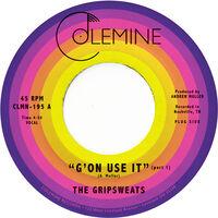 Gripsweats - G'on Use It