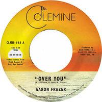 Aaron Frazer - Over You [Indie Exclusive] (Translucent Orange Vinyl) [Colored Vinyl]