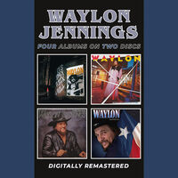 Waylon Jennings - It's Only Rock & Roll / Never Could Toe The Mark