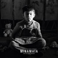 Ryuichi Sakamoto - Minamata (Original Soundtrack) [Limited Gatefold, 180-Gram Black & White Marble Colored Vinyl]