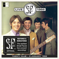 Small Faces - Live 1966 (Uk)