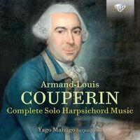 Couperin / Mahugo - Complete Solo Harpsichord Music (2pk)