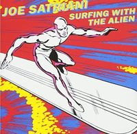 Joe Satriani - Surfing With The Alien (Gold Series) (Aus)