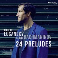 Nikolai Lugansky - Rachmaninov: 24 Preludes