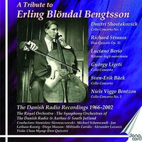 Erling Blöndal Bengtsson - Danish Radio Recordings 1