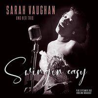 Sarah Vaughan - Swingin Easy / Birdland Broadcast (Hol)