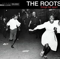 The Roots - Things Fall Apart [Deluxe 3LP]