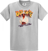 Rudy Ray Moore - Dolemite Is My Name! Grey Unisex Short Sleeve T-shirt XL