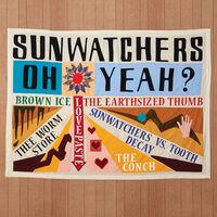 Sunwatchers - Oh Yeah? (Color Vinyl) (Brwn)