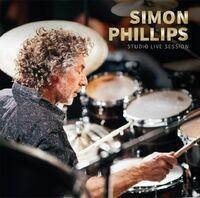 Simon Phillips - Studio Live Session