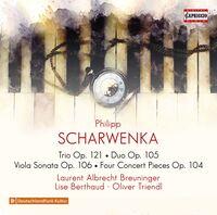 Laurent Albrecht Breuninger - Trio 121 / Duo 105