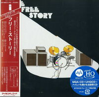 Free - Free Story (Jmlp) [Limited Edition] [With Booklet] (Dsd) (Hqcd) (Jpn)